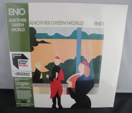 Brian Eno - Another Green World - Ltd Ed 2XLP, 2017, Reissue