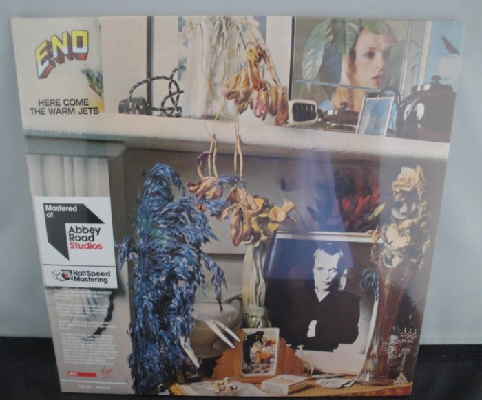 Brain Eno - Here Come The Warm Jets - Ltd Ed 2XLP, 2017 Reissue