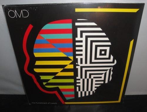 OMD (Orchestral Manoeuvres in the Dark) - Punishment Of Luxury - 2017, Vinyl, LP