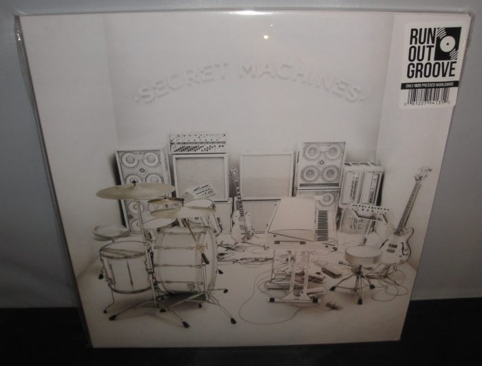 Secret Machines - Now Here Is Nowhere - Ltd Ed, 180 Gram Colored 2XLP Vinyl