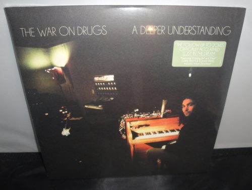 The War On Drugs - Deeper Understanding - Ltd Ed Colored 2XLP Vinyl, 2017