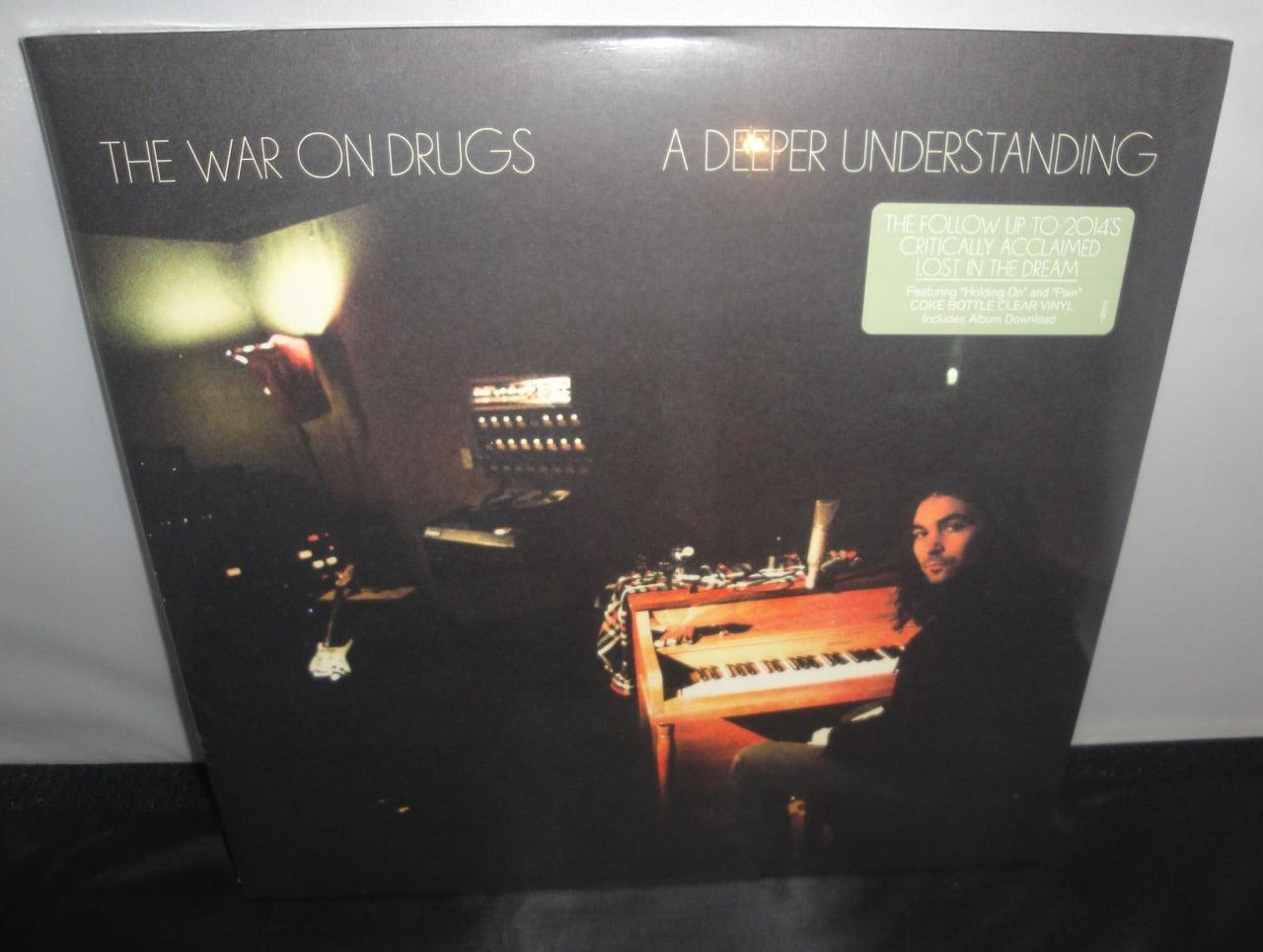 The War On Drugs - Deeper Understanding - Ltd Ed Colored 2XLP Vinyl, 2017