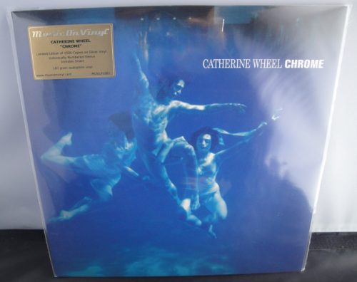 Catherine Wheel - Chrome - Limited Edition, Numbered, Colored Vinyl Reissue, 2017