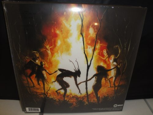 Circa Survive - The Amulet - Limited Edition Splatter Vinyl, 2017, LP