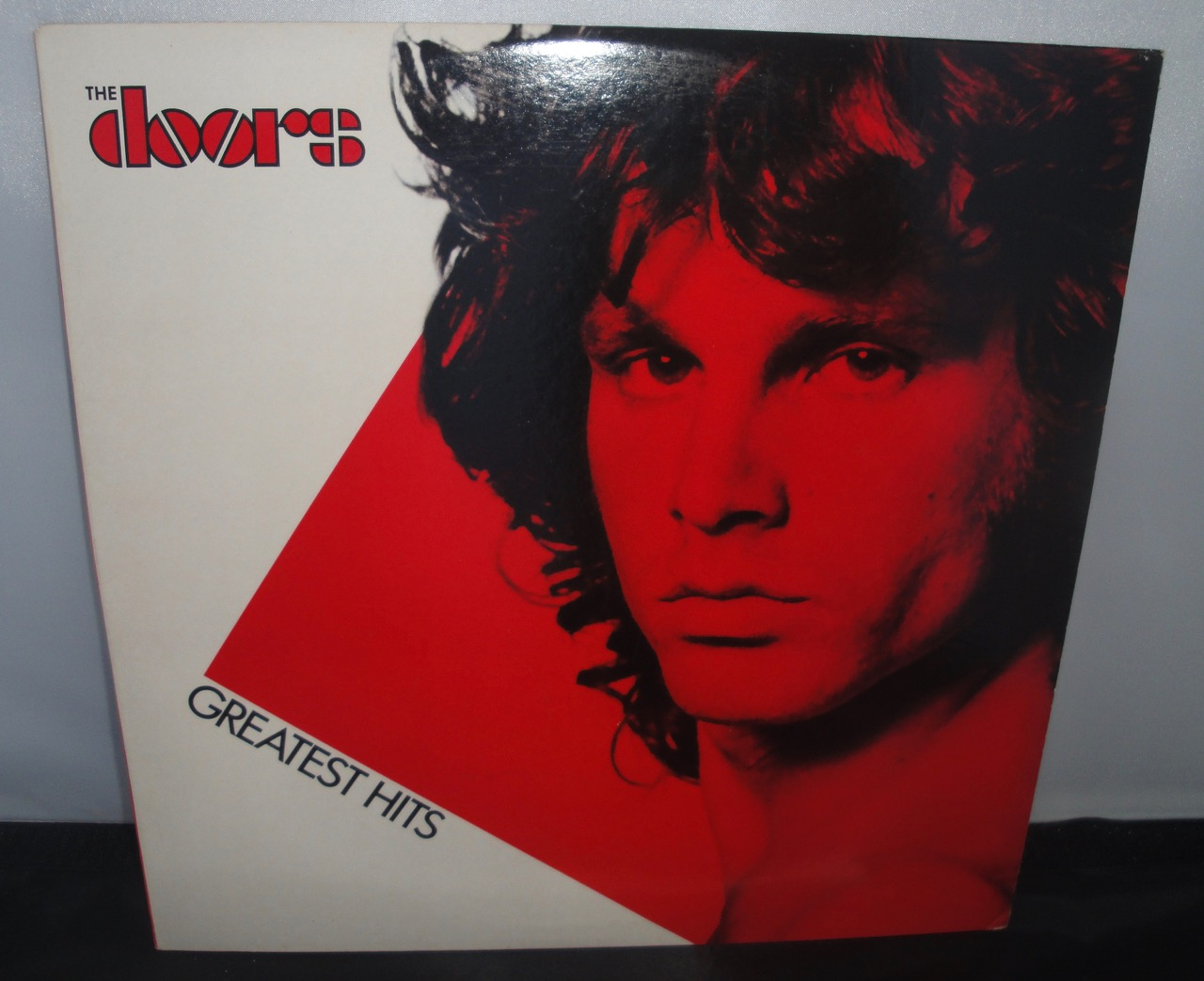 The Doors - Greatest Hits - Vinyl LP Elektra Records Club Edition