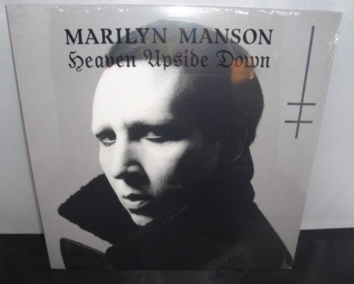 Marilyn Manson - Heaven Upside Down - 2017 Vinyl LP