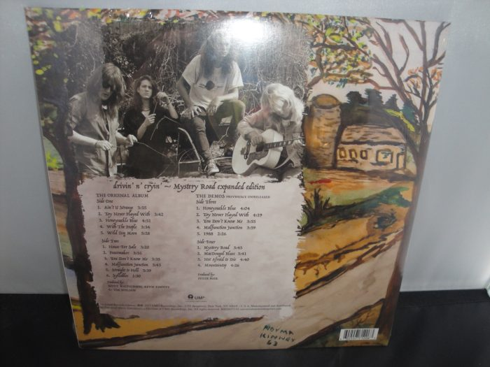 Drivin N Cryin - Mystery Road - 2XLP Vinyl, Expanded Edition, 2017