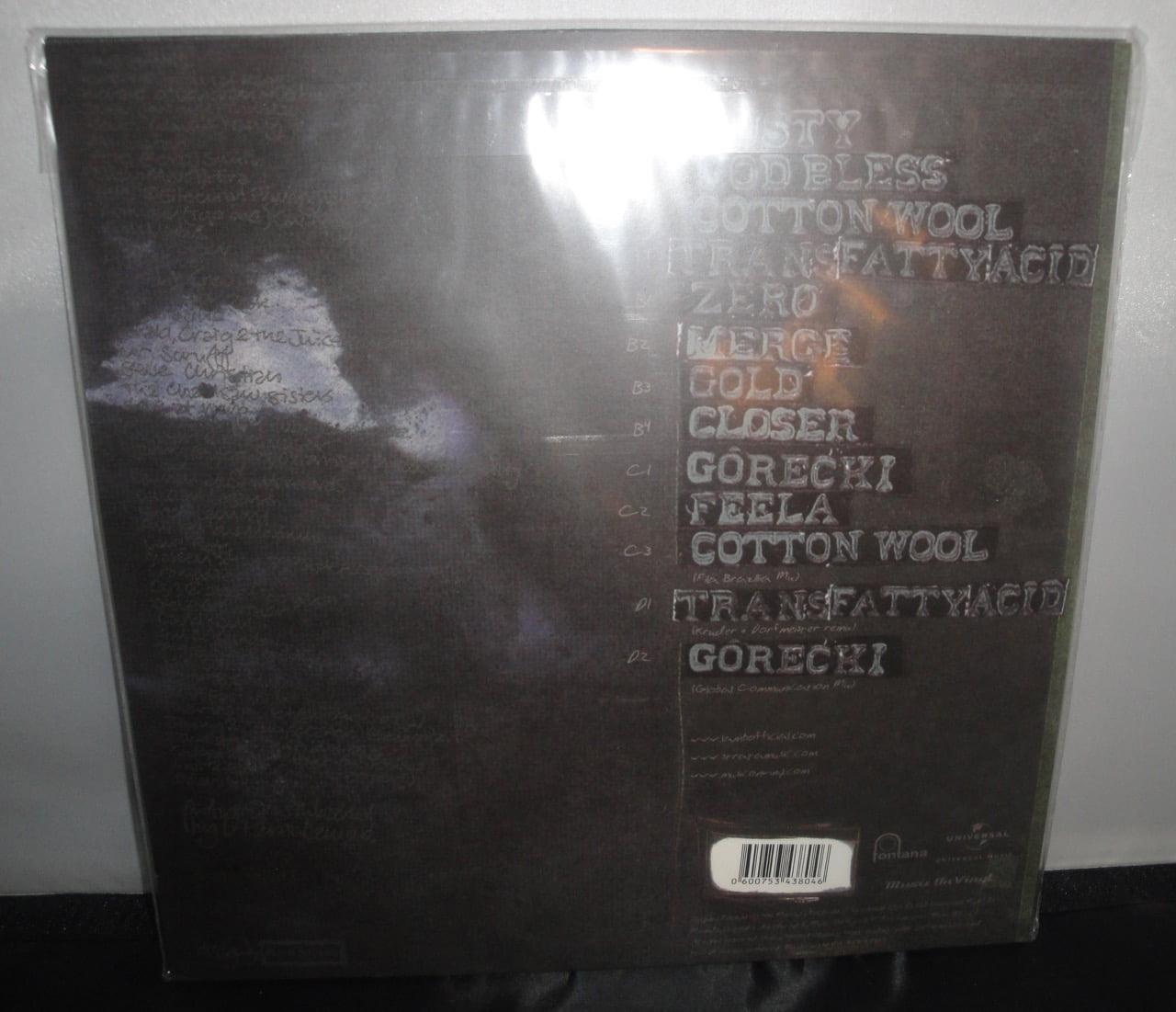 Lamb - Lamb - 2XLP 21st Anniversary Edition, Gold Vinyl, 2017