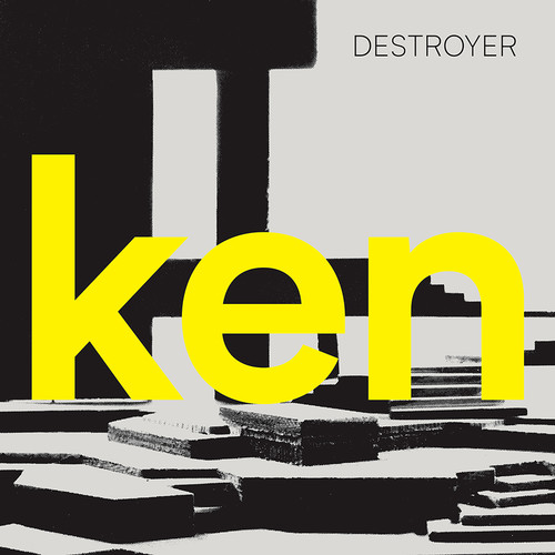 """Destroyer - Ken - Yellow Colored Vinyl, With Bonus 7"""", 2017"""