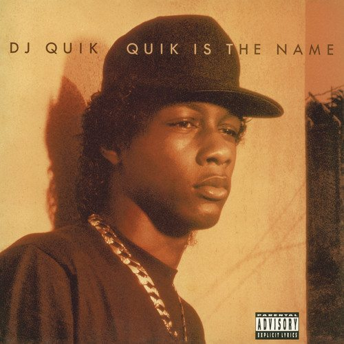 DJ Quik - Quik Is The Name - 150 Gram Vinyl, LP, Sony Legacy, 2017