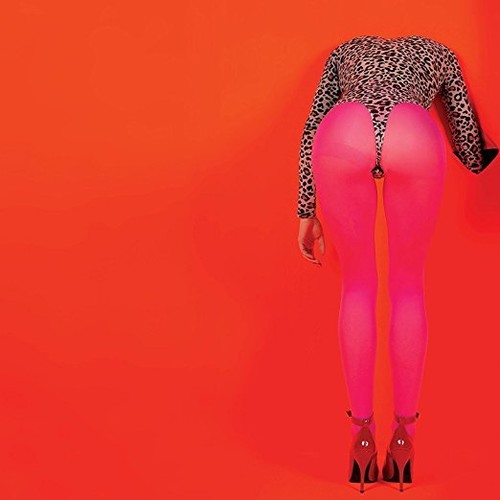 St Vincent - Masseduction - Pink Colored Vinyl, LP, 2017, Loma Vista