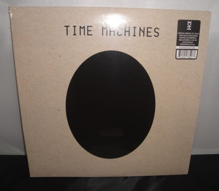 Coil - Time Machines - 2XLP, Remastered Reissue, Dais, 2017