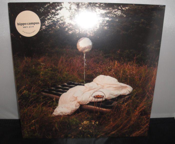Hippo Campus - Warm Glow - Grand Jury Records, 2017 - EP