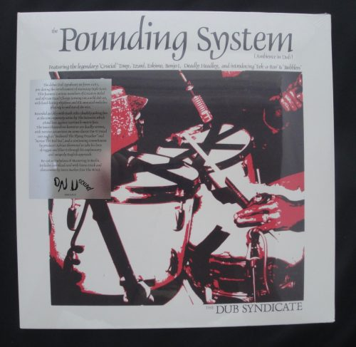 Dub Syndicate - The Pounding System - Vinyl LP, Reissue, On-U Sound, 2017