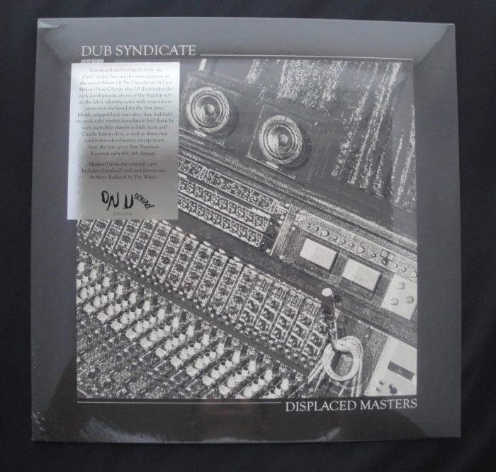 Dub Syndicate - Displaced Masters - Unreleased Tracks, Vinyl LP, On-U Sound, 2017