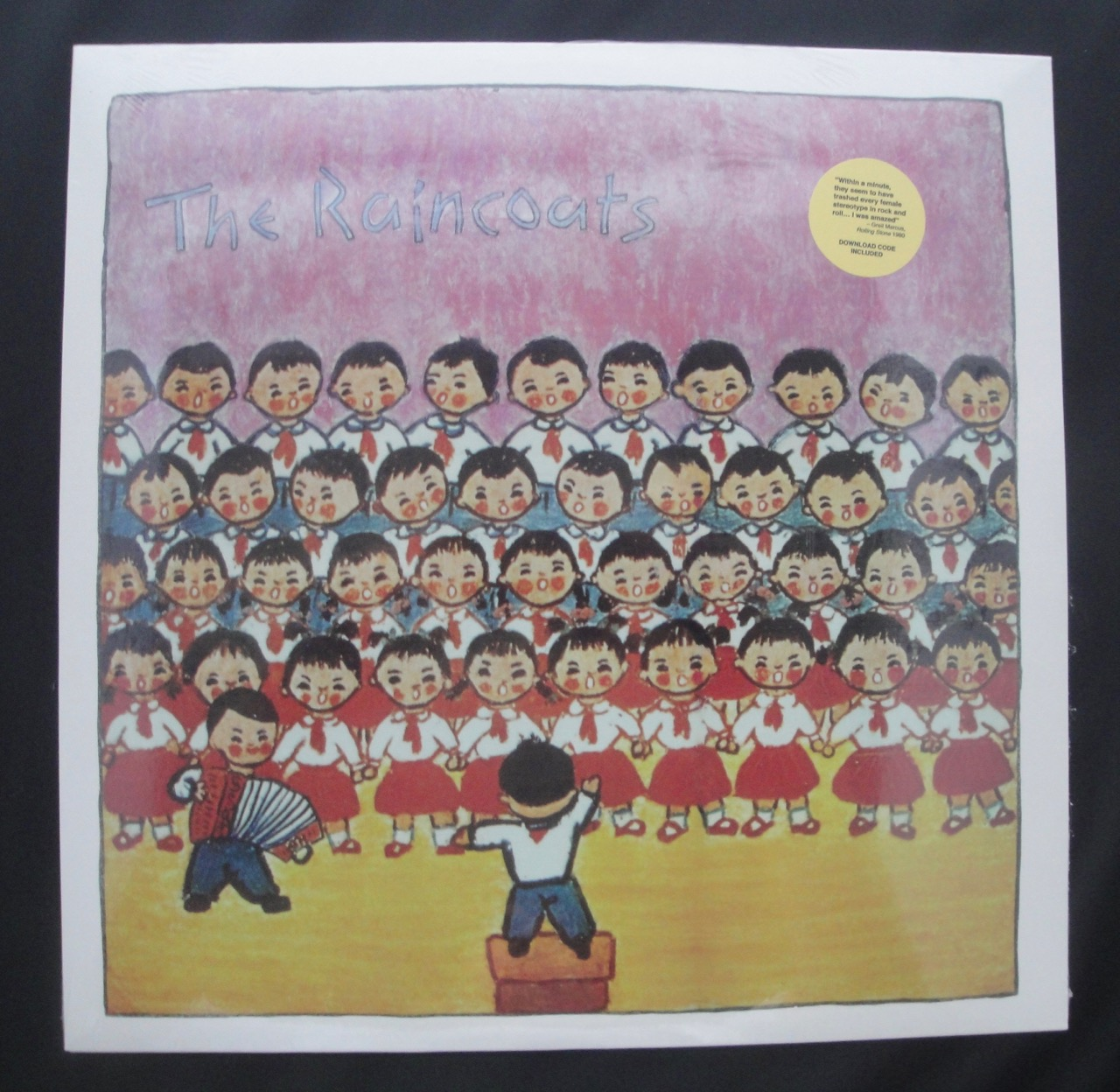 The Raincoats - The Raincoats - Vinyl, LP, Reissue, Kill Rock Stars, 2017