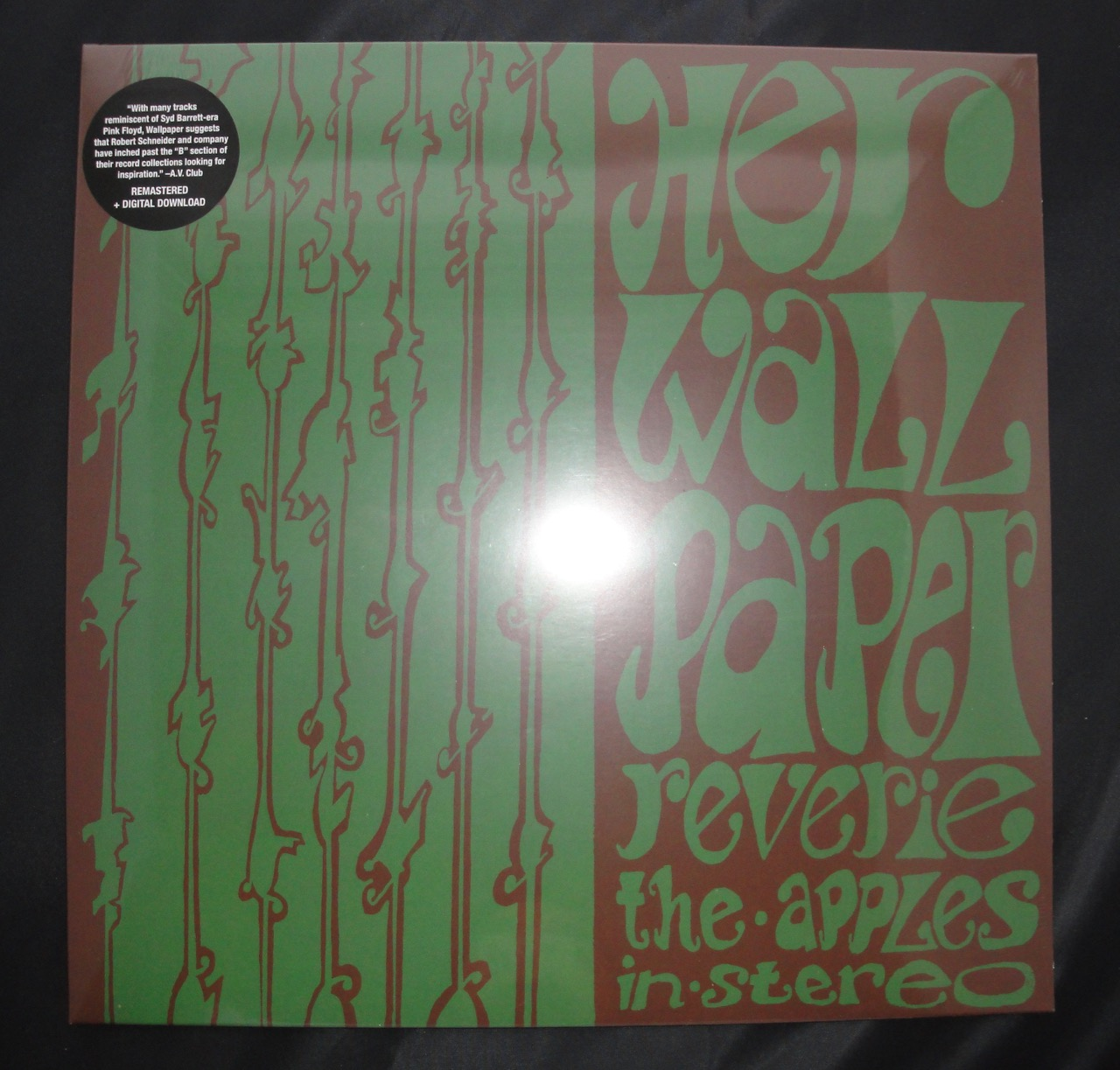 Apples In Stereo - Her Wallpaper Reverie - Vinyl LP Reissue, Yep Rock, 2017