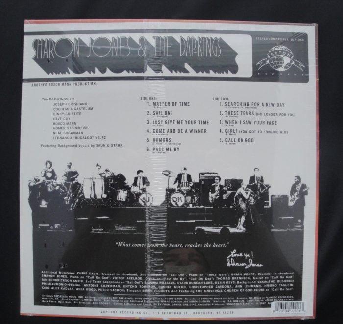 Sharon Jones & The Dap-Kings - Soul of a Woman - Vinyl, LP, Daptone Records, 2017