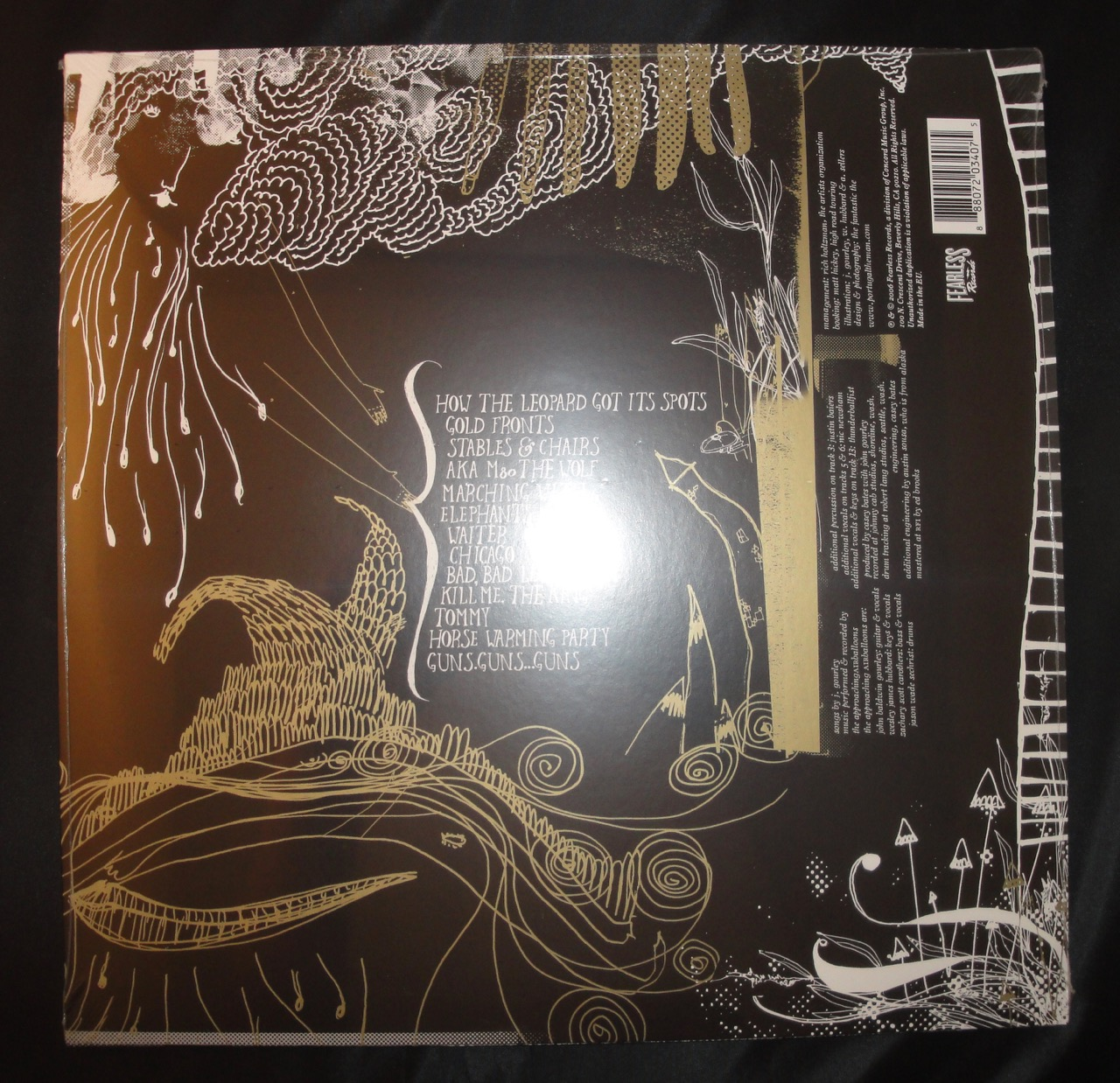 Portugal. The Man - Waiter: 'You Vultures!' - Vinyl, LP, Reissue, Fearless Records, 2017