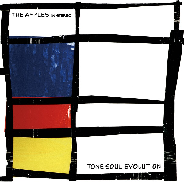 The Apples In Stereo - Tone Soul Evolution - Vinyl, LP, 2017, Reissue, Yep Roc Records