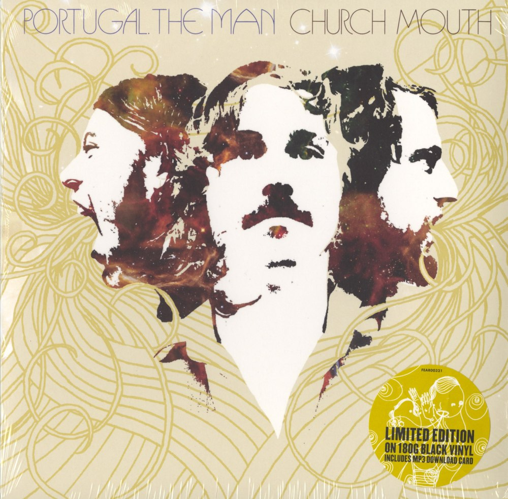 Portugal. The Man - Church Mouth - Vinyl, LP, Fearless Records, Reissue, 2017