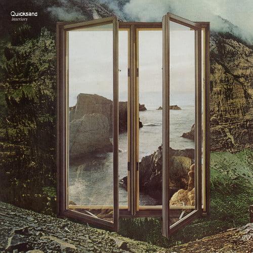 Quicksand - Interiors - Clear w/ Black Smoke Vinyl - Epitaph / Ada - 2017