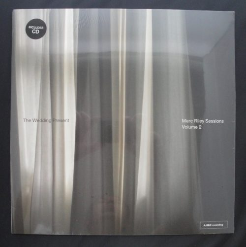 The Wedding Present - Marc Riley Sessions Volume 2, Vinyl, LP, Hatch, 2017