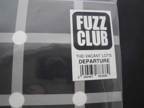 The Vacant Lots - Departure - 2XLP, Vinyl, Fuzz Club Records, 2017