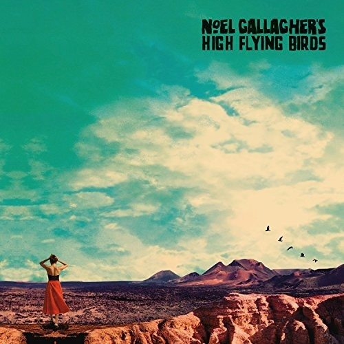 Noel Gallagher's High Flying Birds - Limited Edition, 180 Gram, Vinyl, LP, 2017