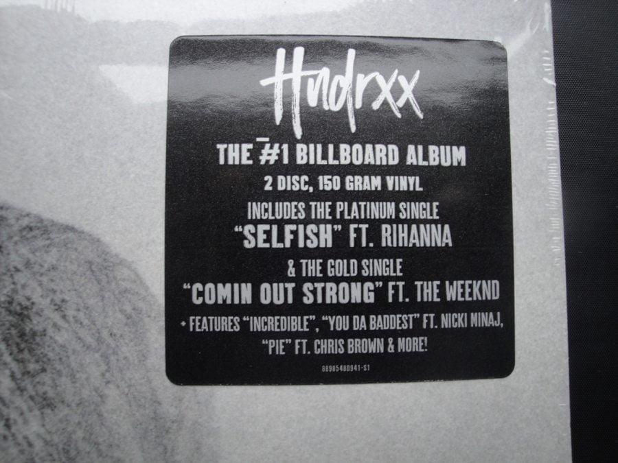 Future - Hyndrxx - 2XLP, 150 Gram, Vinyl, Epic, 2017