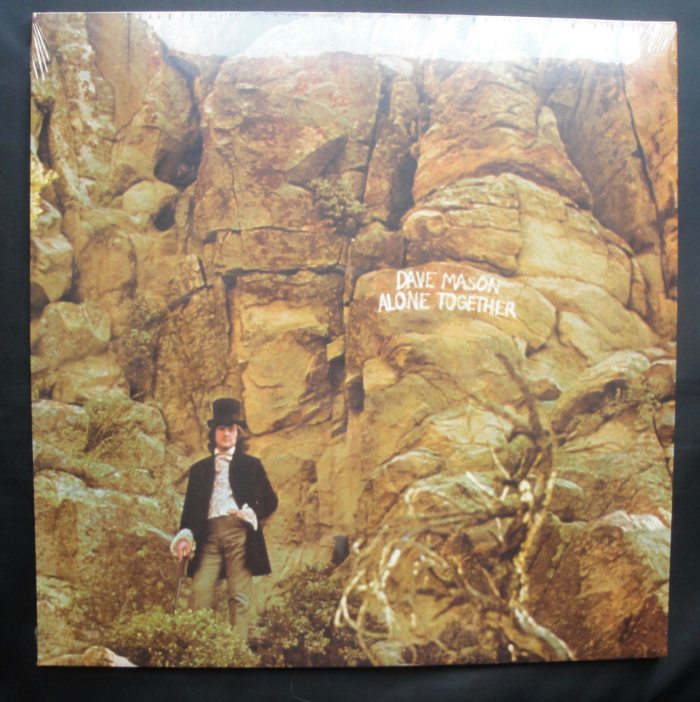 Dave Mason - Alone Together - 180 Gram Vinyl, Limited Edition, Anniversary Edition, 2017