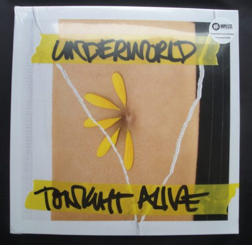 Tonight Alive - Underworld - Vinyl LP, Hopeless Records, 2018