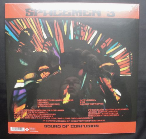 Spacemen 3 - Sound of Confusion - 180 Gram, Vinyl, LP, Reissue, Fire Records