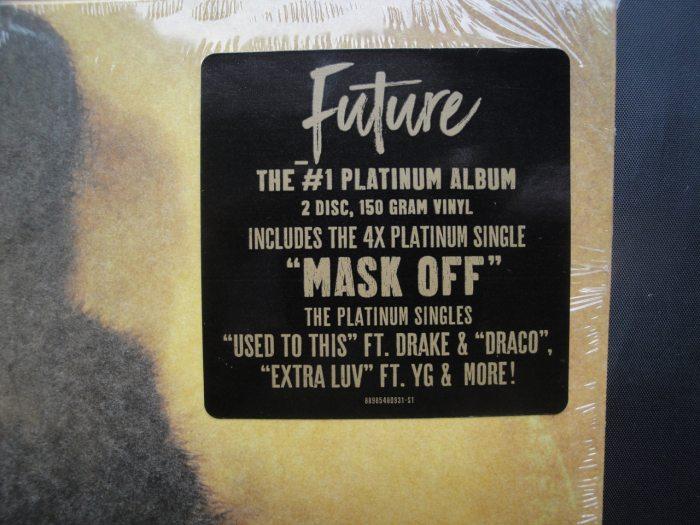 Future - Future - 2XLP, 150 Gram, Vinyl, Epic, 2017