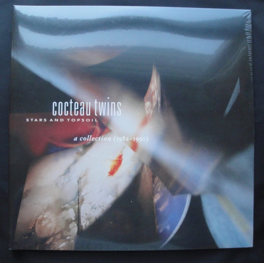Cocteau Twins Stars and Topsoil: A Collection 1982-1990