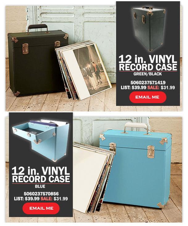 Vinyl Record Cases On Sale