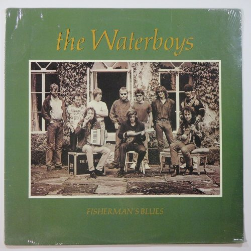 Waterboys - Fisherman's Blues - Limited Edition, 180 Gram, Vinyl, Reissue, 2017