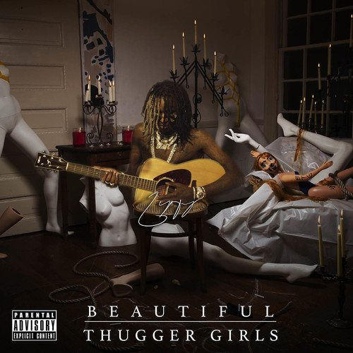 Young Thug - Beautiful Thugger Girls - 2XLP, Double Vinyl, 2018