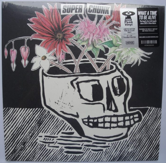 Superchunk - What A Time To Be Alive - Ltd Ed, Pink Vinyl, 2018
