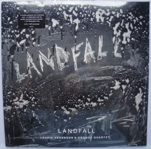 Laurie Anderson & Kronos Quartet - Landfall - 2XLP, Vinyl, 2018