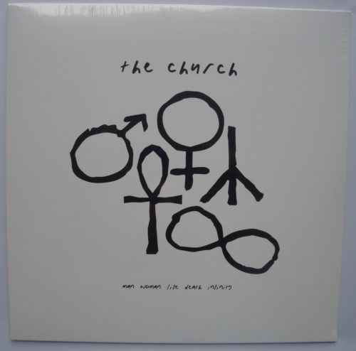 The Church - Man Woman Life Death Infinity - Ltd Ed White Vinyl, 2018