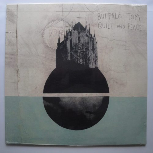 Buffalo Tom - Quiet and Peace - Ltd Ed Coke Bottle Clear Vinyl, LP, Schoolkids Records, 2018