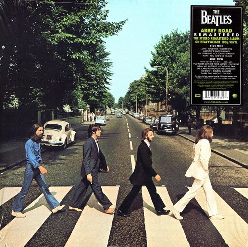 "The Beatles ""Abbey Road"" Limited Edition, 180 Gram Vinyl, Remastered, Reissue"