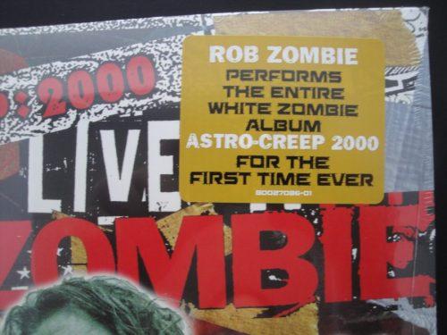 Rob Zombie - Astro-Creep: 2000 Live - Ltd Ed, Vinyl, LP, Geffen, 2018