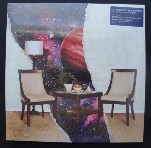 Rainbow Kitten Surprise - Friend Love Freefall - Ltd Ed Purple Colored Vinyl LP