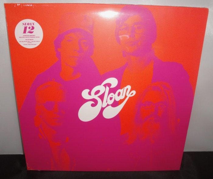 Sloan - 12 - Limited Edition, Purple Colored Vinyl, Yep Roc, 2018