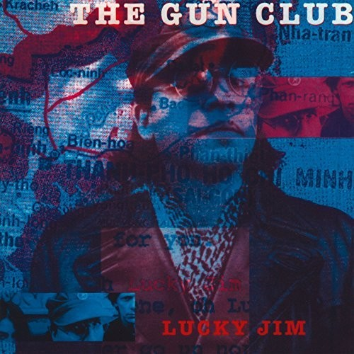 The Gun Club - Lucky Jim - (United Kingdom - Import), Reissue, Cooking Vinyl, 2018