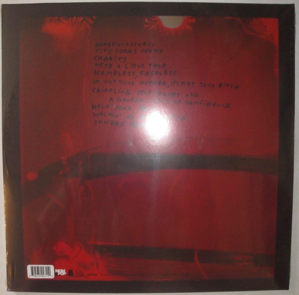 Courtney Barnett - Tell Me How You Really Feel - Ltd Ed, Red, Colored Vinyl, Mom+Pop, 2018