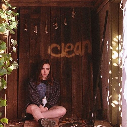 Soccer Mommy - Clean - Limited Edition, Coke Bottle Green, Colored Vinyl, 2018