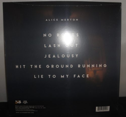 Alice Merton - No Roots - Vinyl, EP, Mom+Pop, EU Import, 2018
